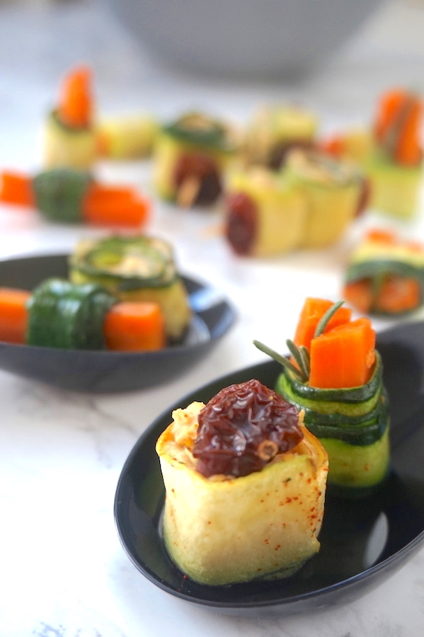 antipasti finger food