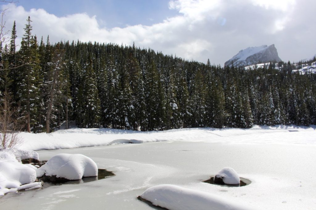 Bear-Lake-frozen-Rocky-Mountain-National-Park