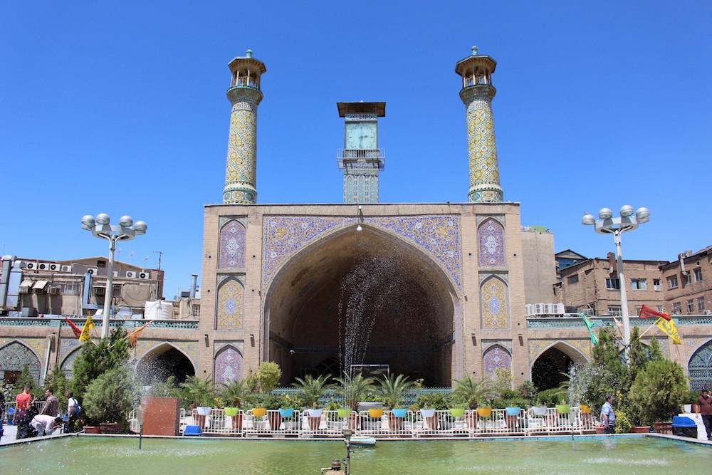 Imam Khomeini Moschee Teheran Tehran Mosque