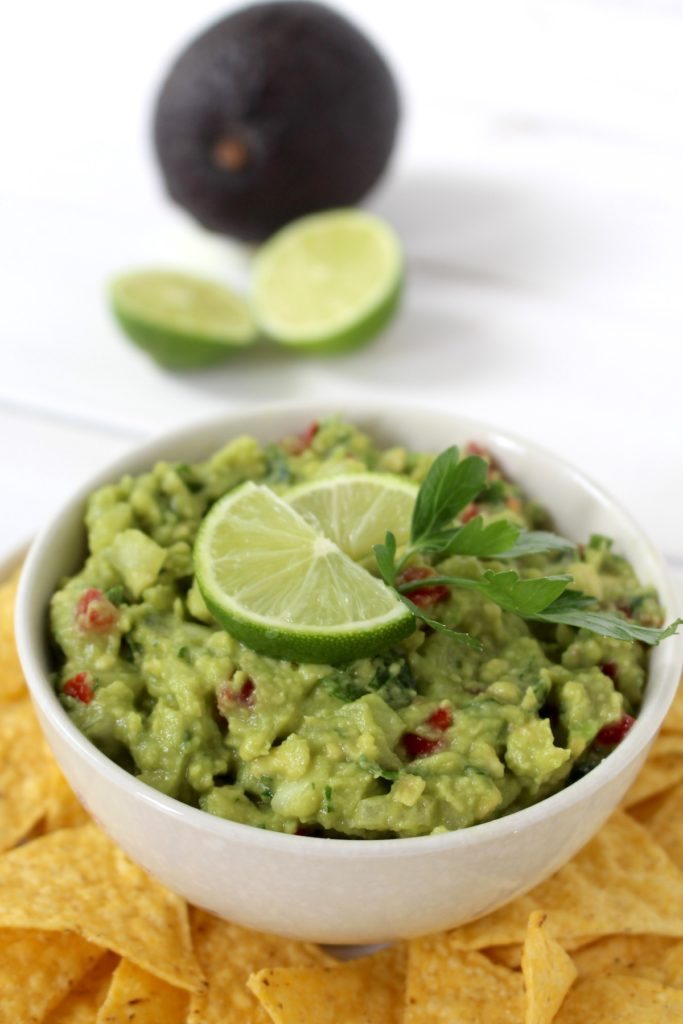 Guacamole mexiko