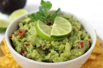 Guacamole mexikanisch