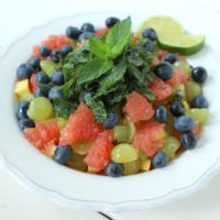 Obstsalat Fruit Salad