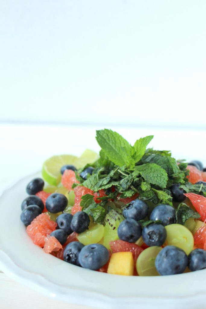 Fruit Salad Obstsalat