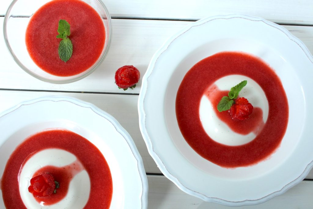 vegan panna cotta healthy