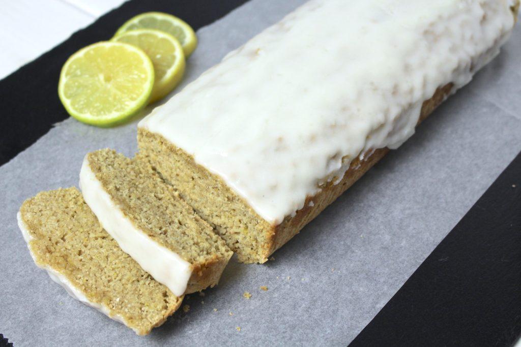 lemon cake vegan gluten free