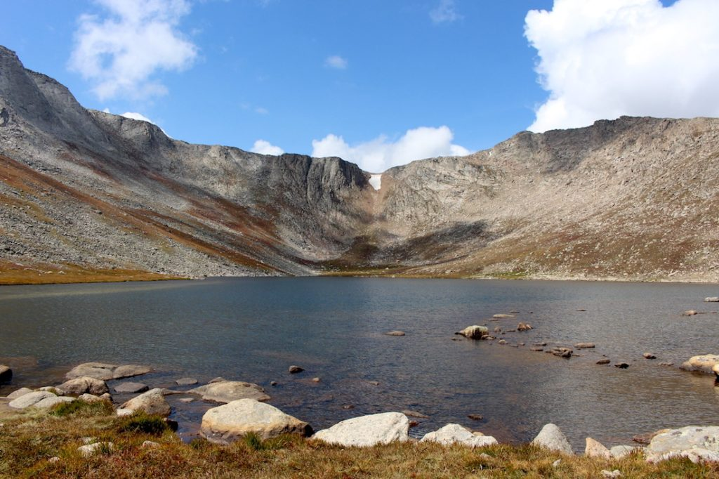 Mount Evans Summit Lake
