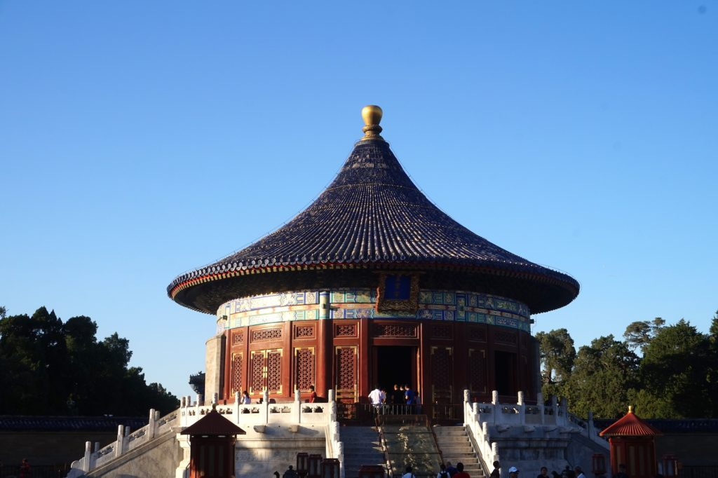 Himmelstempel Peking temple of heaven