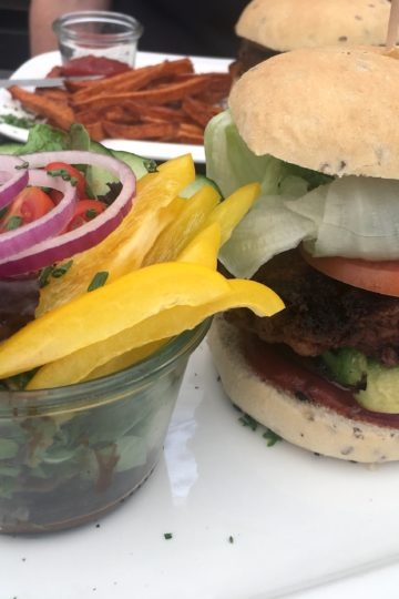 Burger vegan Restaurant