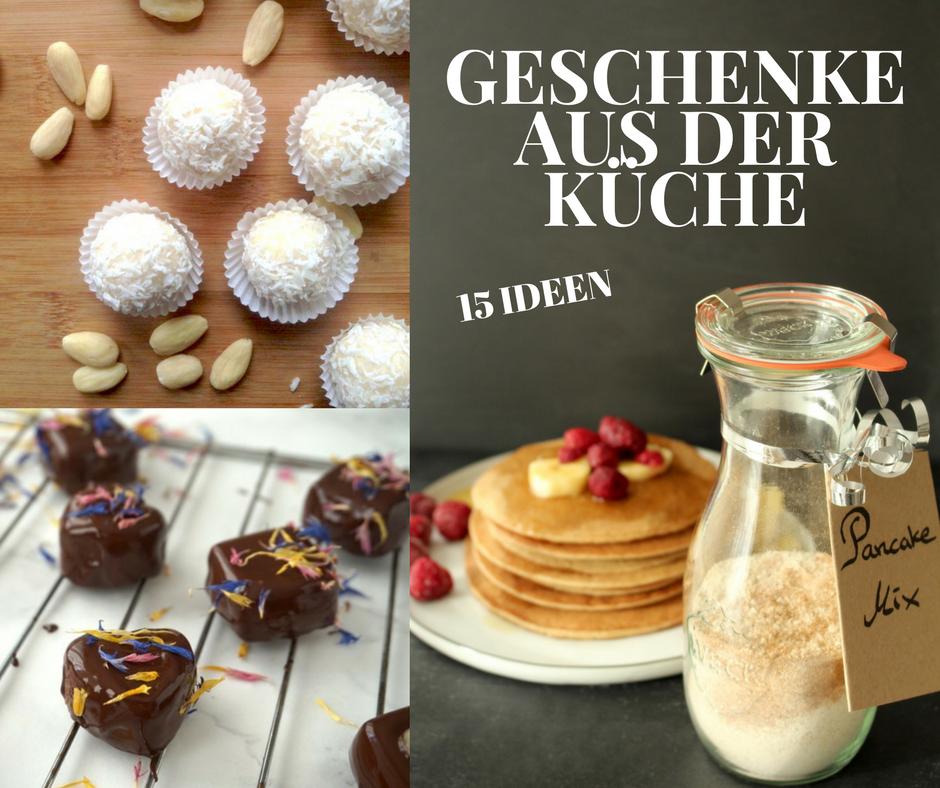 15 Essbare Geschenke aus der Küche (auch für den Adventskalender ...