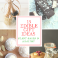 edible gifts vegan gluten free christmas