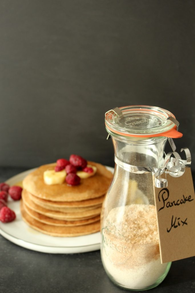 pancake mix vegan