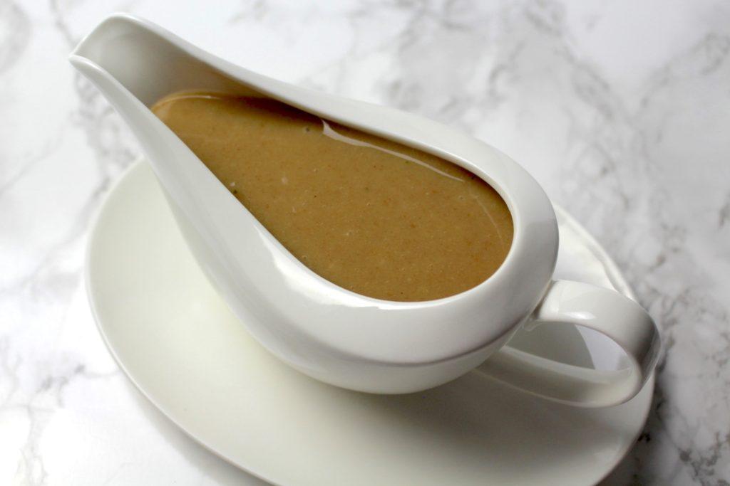 vegane Bratensauce braune sauce