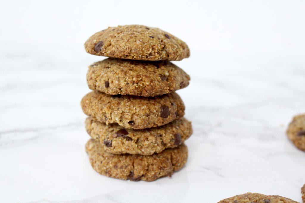 chocolate chip cookies vegan glutenfrei gluten free