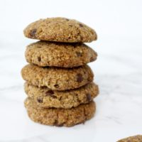chocolate chip cookies vegan glutenfrei gluten free
