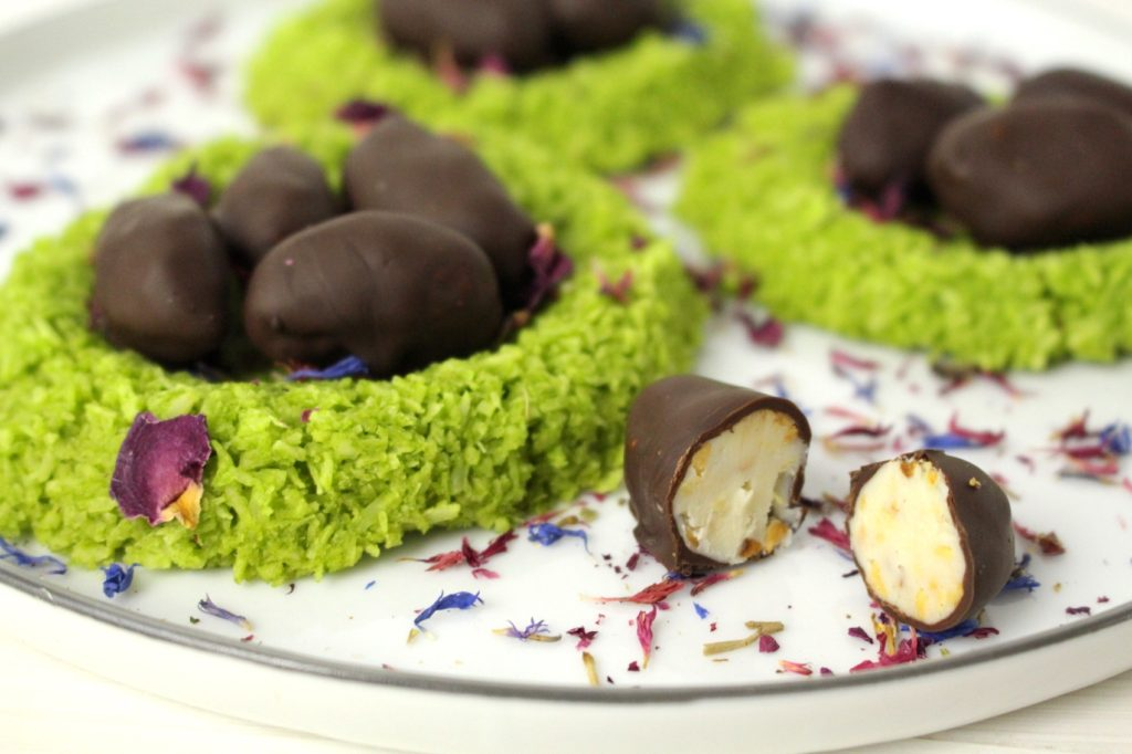 choco bons vegan chocolate eggs