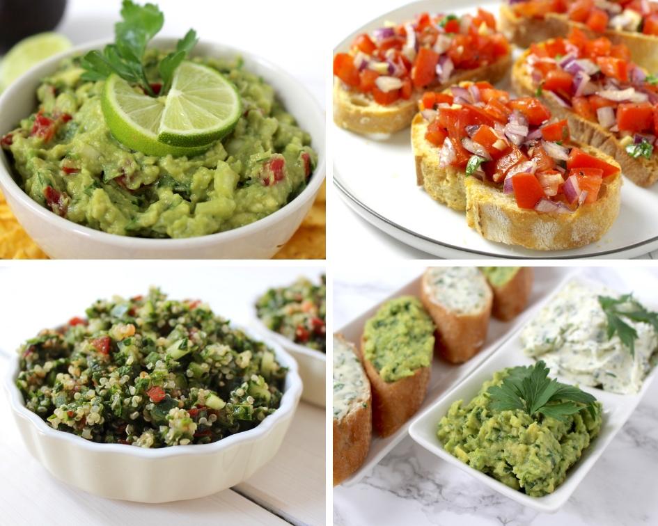 einfache vegane Rezepte Besuch vegan guest recipes