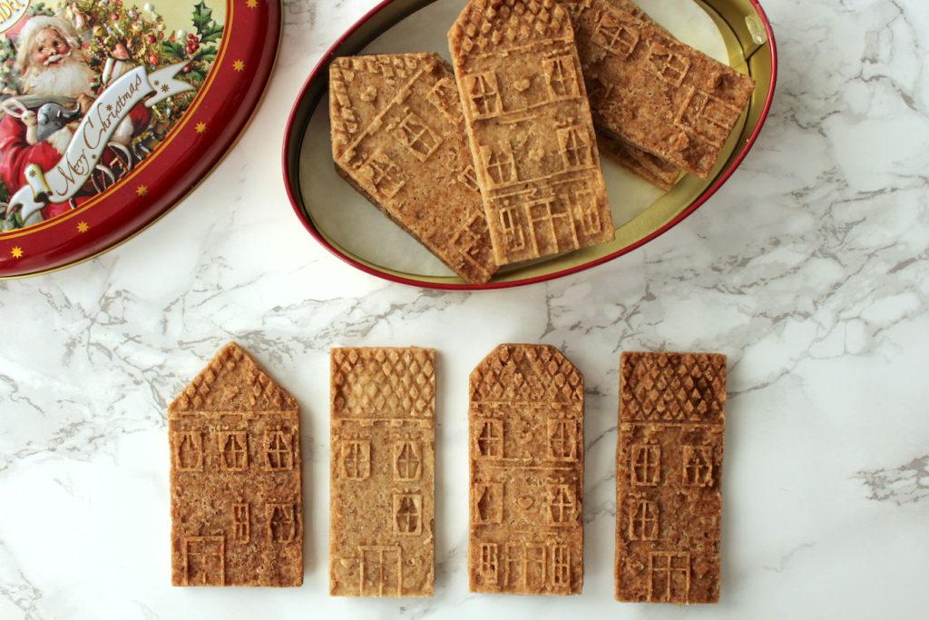 spekulatius christmas cookies vegan Plätzchen
